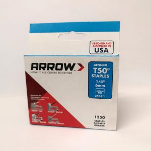 Arrow Staple 6Mm