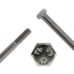 Hex Head Bzp Bolt M10 X 130mm