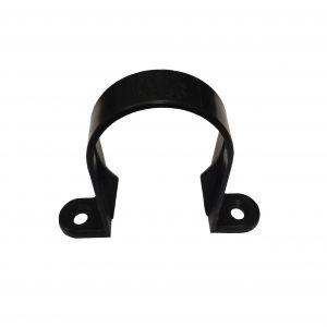 Brett Martin 40mm Solvent Weld Pipe Clip Black