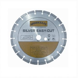 Diamond Disc 115Mm Silver Easy Cut