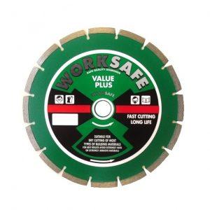 Diamond Disc 115Mm Value Plus Bore 22Mm