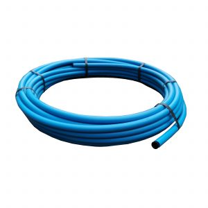MDPE Water Pipe 20mm x 25m