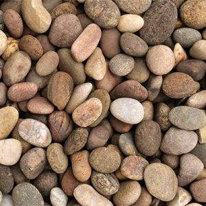 Beach Pebbles 20mm - 30mm Bulk Bag