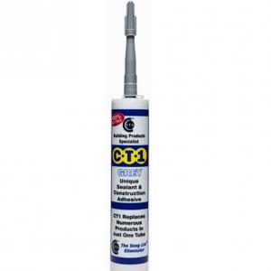 CT1 Multi Purpose Sealant & Adhesive Grey