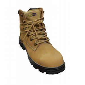 Eurotec Safety Boots UK 8 Honey