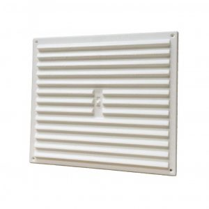 Louvre F/Screen Vent 225mm x 75mm