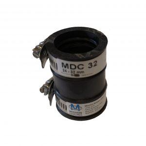 Plumping Coupling 24mm - 30mm