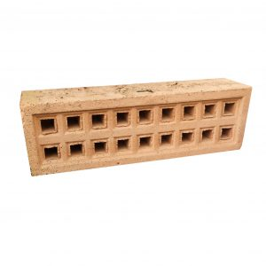 Air Brick Clay Terracotta 215mm x 65mm