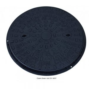 Manhole Cover 450mm Rnd D/Iron A15