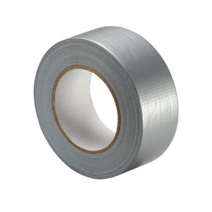 Duct Tape 75mm x 50m Silver