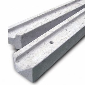 CONCRETE SLOTTED POST 6 FT